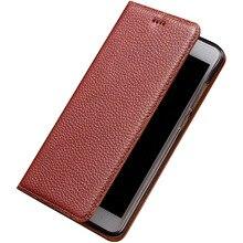 Магнитный чехол-подставка из натуральной кожи для Samsung Galaxy Note 8 Note8 N9500, Роскошный чехол для мобильного телефона + Бесплатный подарок