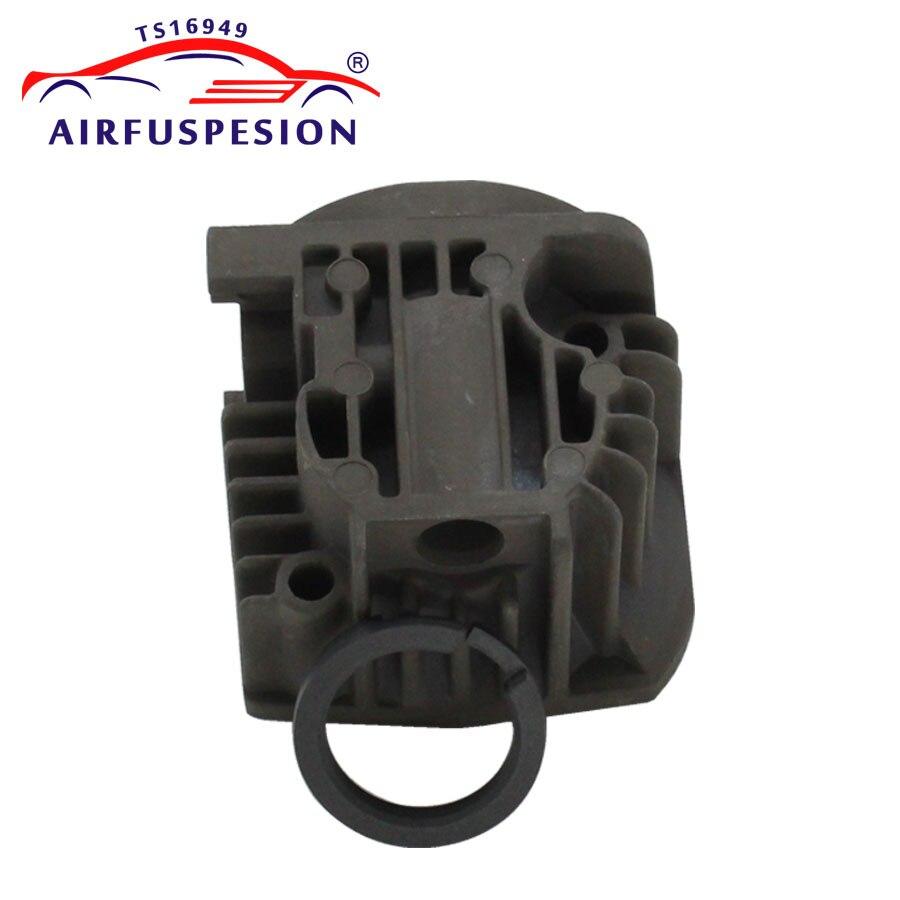Compresor de aire de la bomba de la cabeza del cilindro de anillo de pistón para Audi A6 C6 Q7 Touareg Cayenne X5 E53 Range Rover L322 4L0698007D 4L0698007A