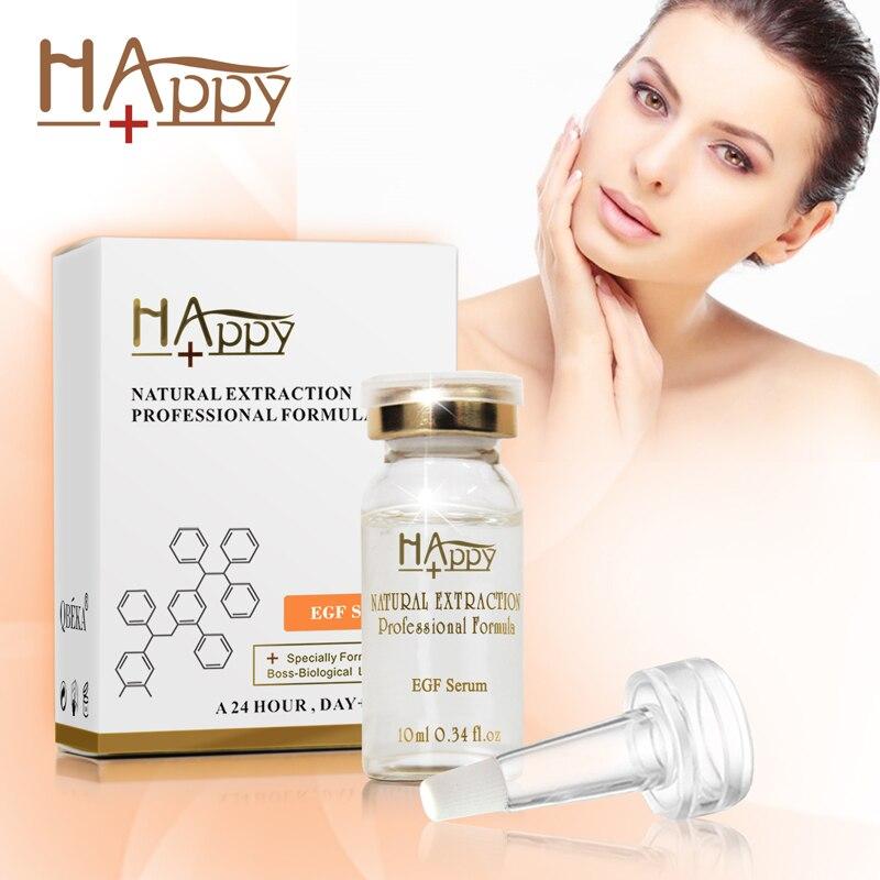2 uds suero de EGF Bioeffect Natural antiarrugas esencia facial Retinol Vitamina C reparación de la humedad eliminar el acné pigmento