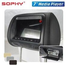 Universal 7 inches Car Rear Seat Entertainment USB SD Media Player SH7048-P5