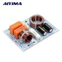 2 pièces KASUN L-280C 2 voies 2 unité Hi-Fi haut-parleur séparateur de fréquence filtres croisés