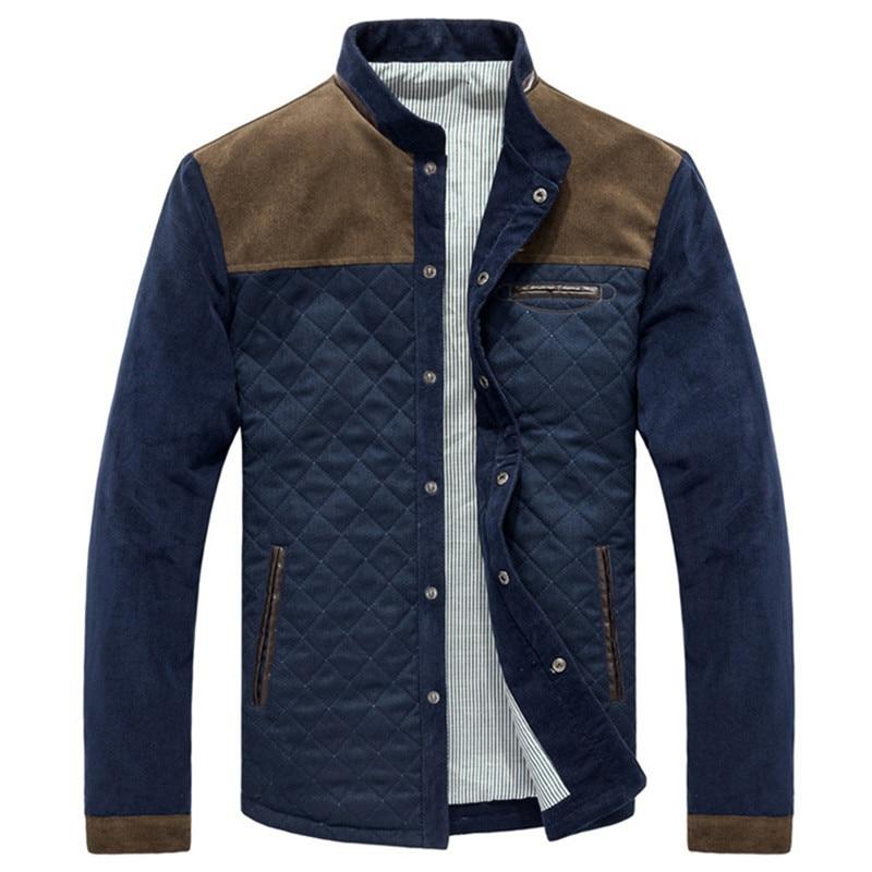 Spring Autumn Bomber Jackets Men's Jacket Baseball Uniform Slim Fit Casual Coat Mens Brand Clothing Fashion Coats Male Outerwear
