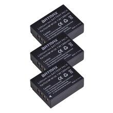3 Pcs 1260 mAh NP-W126 NP W126 NPW126 Batterijen voor Fujifilm Fuji X-Pro1 XPro1 X-T1 XT1 Fujifilm HS30EXR HS33EXR X PRO1