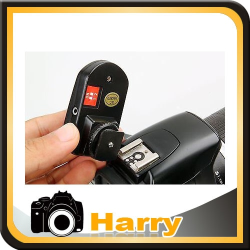 10 Uds. PT-04 GY NE series transmisor de 4 canales para disparador de flash inalámbrico