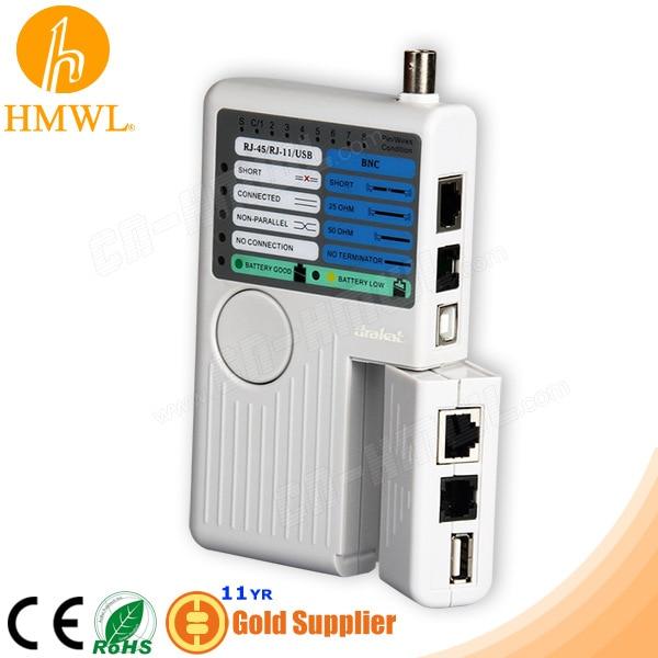 Cable de línea telefónica 4 en 1, probador de red, circuito de...