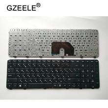 GZEELE Neue Russische Tastatur für HP SN5112 634139-251 SG-46300-XAA 640436-251 6101TX 6151TX 6153TX 6100 DV6-6C12NR DV6-6C13CL DV6