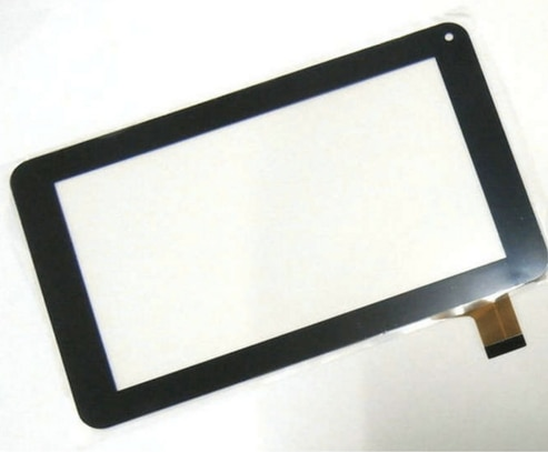 "Witblue nuevo para 7 ""DNS AirTab E76/Tesla Magnet 7,0 IPS Tablet Touch pantalla panel cristal digitalizador con sensor de repuesto"