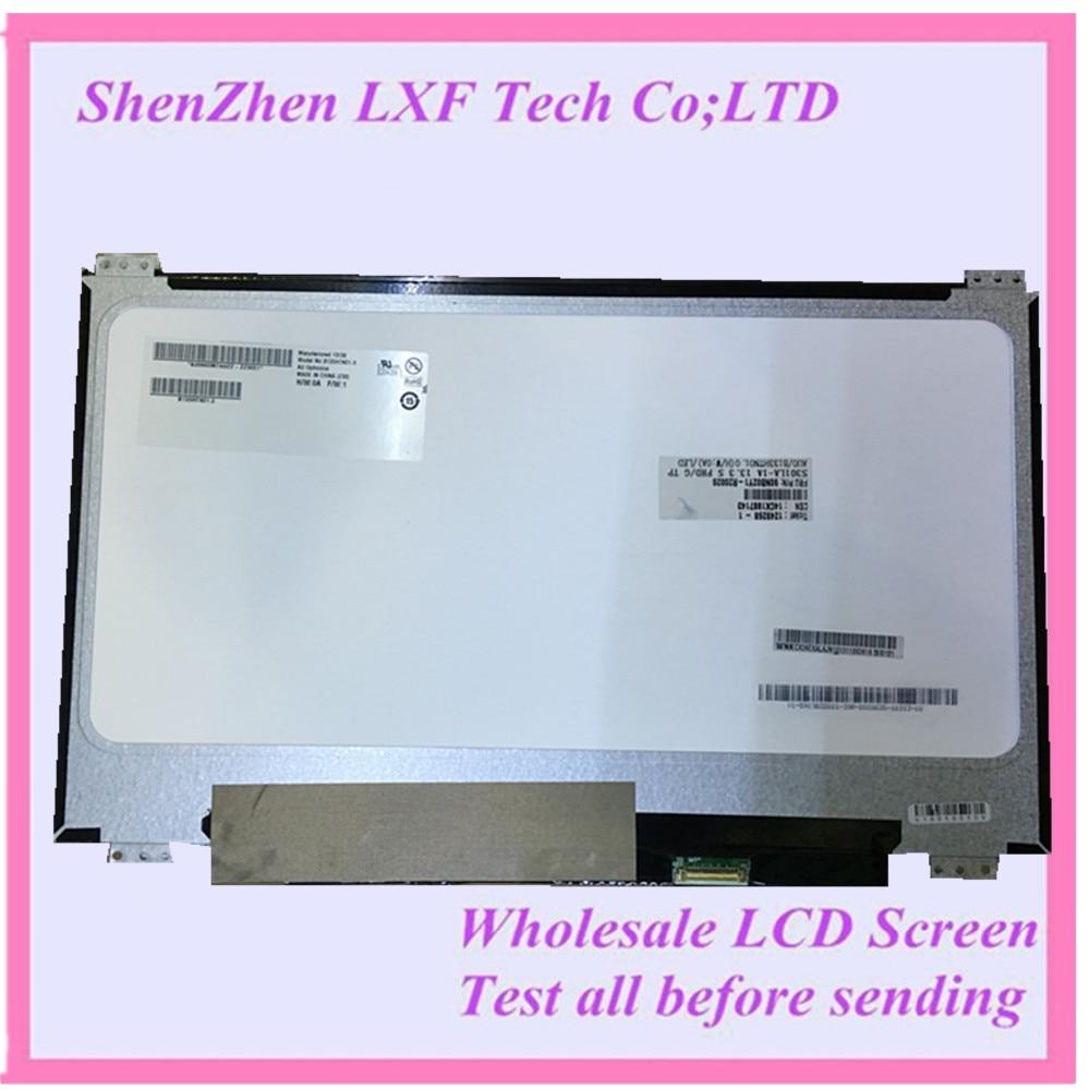 B133HTN01.0 13.3 سليم 30PIN eDP كمبيوتر محمول lcd سليم شاشة led لاستبدال ASUS S301 S301LA