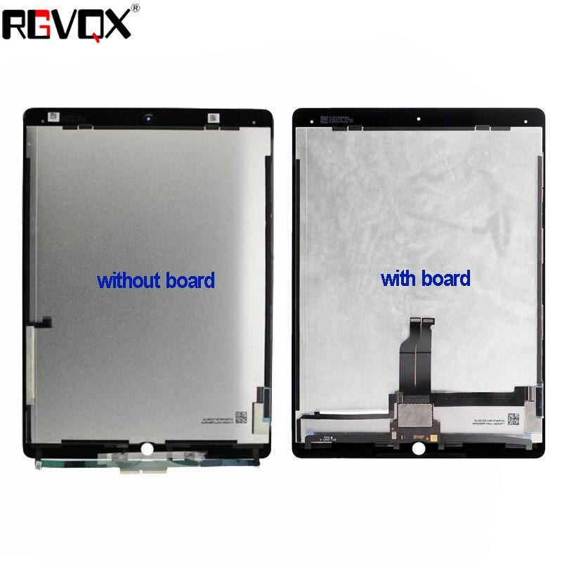 """Nowy oryginalny Tablet dla iPad Pro 12.9 """"LCD ekran montażowy wyświetlacz panel dotykowy A1652 A1584 czarny biały"""