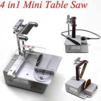 Micro-small small belt machine DIY micro polishing machine mini grinding machine multi-function cutting polishing polishing