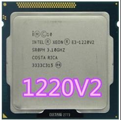 Intel Xeon E3-1220 V2  e3 1220 V2   3.1GHz 8MB 4 Core 1333MHz SR0PH LGA1155 CPU Processor