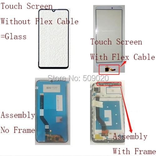 Pantalla táctil de la pantalla LCD de la Asamblea para 360 C5 F5 N4A N5 N5S 1703 M01 1701 1603 A03 1605 A01 1607