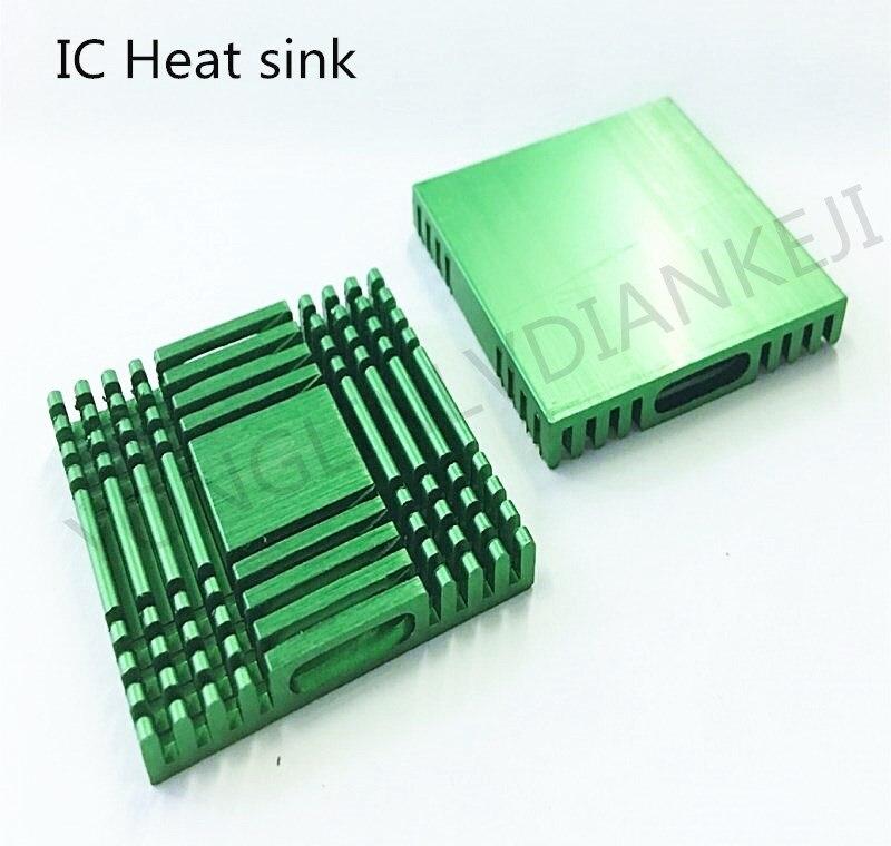 dissipador de calor cpu de aluminio dissipador de calor led dissipador de calor de