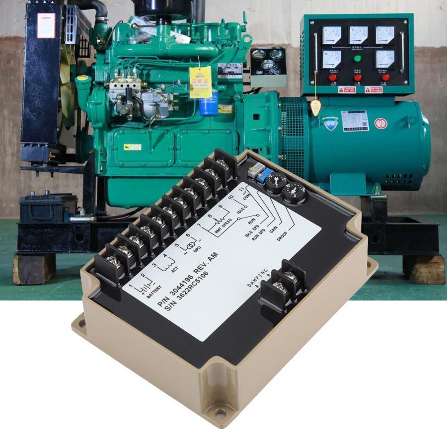 Elektronische Controller Gouverneur 3044196 soft, beginnend Generator Control Board bürstenlosen motor controller