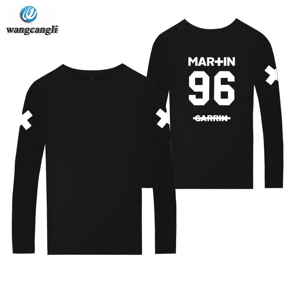 Camiseta de algodón Martin Garrix para hombre y mujer, camiseta con dibujo lateral de Nederland Music DJ GRX 3, camisetas a la moda de talla grande 4XL