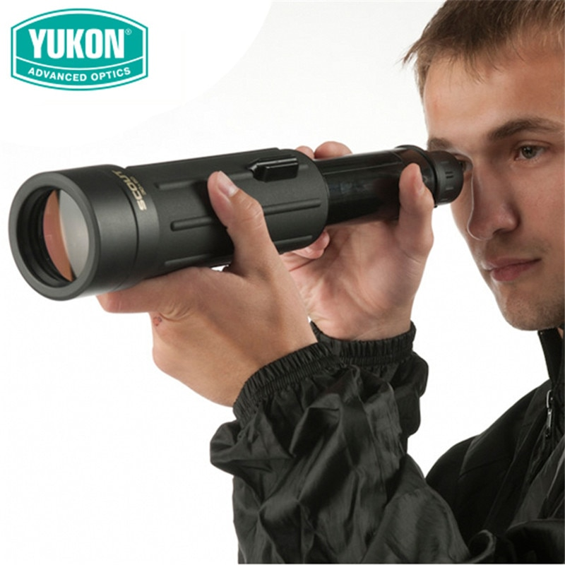 Yukon 30X50 Powerful monocular low light level Night Vision HD Telescope Fixed Zoom High Power Optical Telescopic monoculars