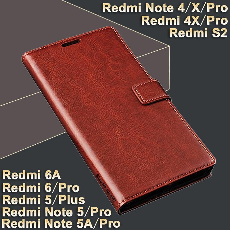Чехол для Xiaomi Redmi 6 Pro, кожаный чехол для Xiaomi Redmi note 5/5A Pro/Redmi5 Plus, Xiaomi Redmi note 4 Pro/4x