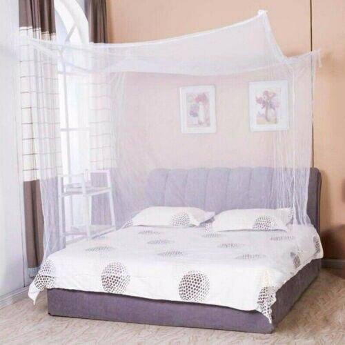 2019 nueva cama doble cama de encaje mosquitera cubierta de malla princesa tamaño completo ropa de cama red de fibra de poliéster