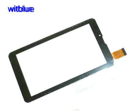 "Witblue nueva pantalla táctil para 7 ""Eplutus G37S 3G tableta panel táctil digitalizador vidrio Sensor reemplazo envío gratis"