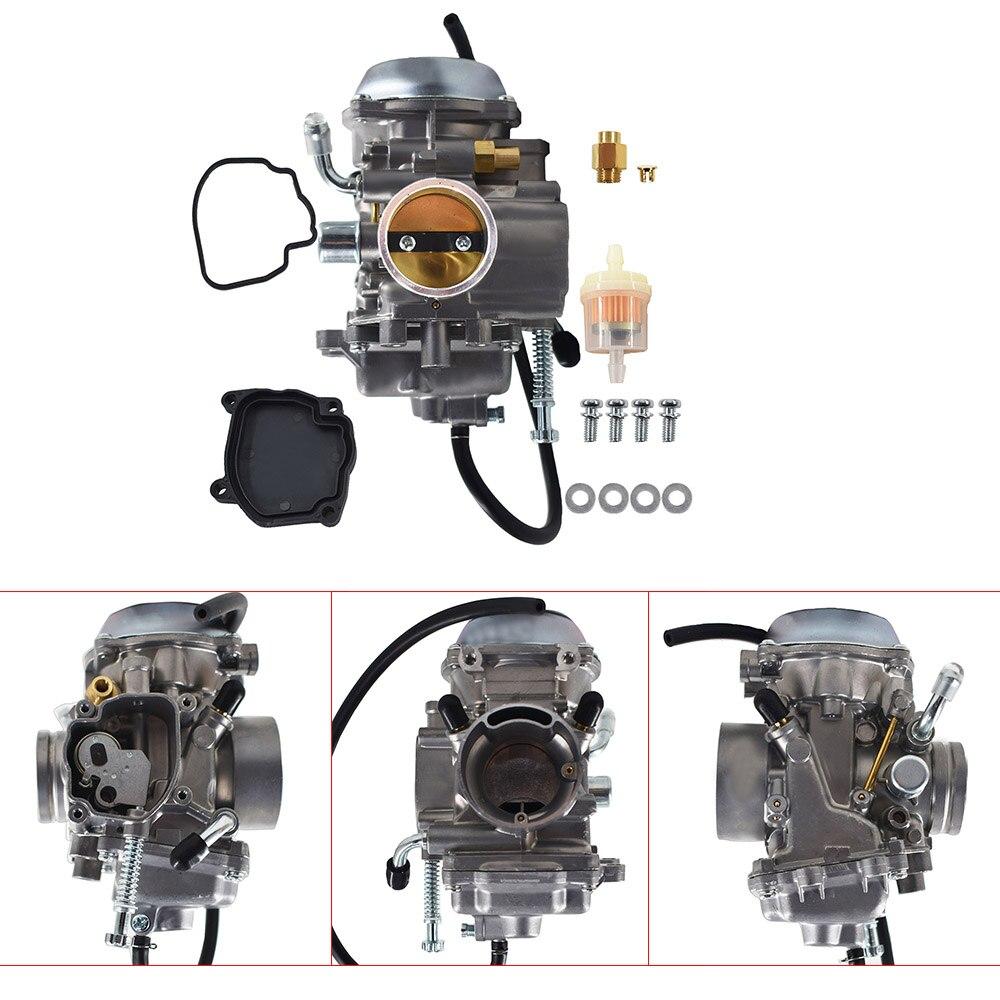 Carburador para 1990-1999 Quadrunner 250 LT-4WD LT-F250F LT-F4WD LTF250 FRETE