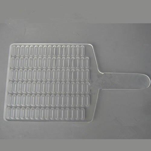 100 löcher tablet zählen bord, kapseln zähler, körner zähler, tablet zählen maschine, manuelle tablet zähler #00, #0, #1, #2, #3, #4