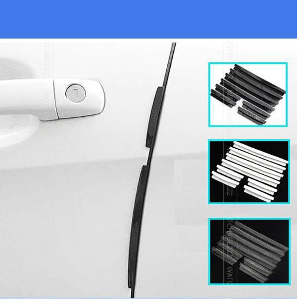 car styling Car Door Guard Corner Bumper Guards Buffer Protector Crash Bar For Haima 3 7 M3 S5 JAC J2 J3 J4 J5 J7 S1 S3 S5