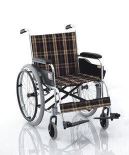 Rehabilitación H031 de aleación de aluminio de la silla de ruedas 13kg 44cm