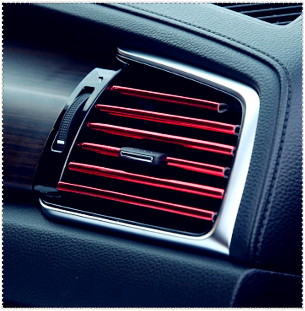 Ventilación de aire de coche salida cubierta de rejilla de para Honda Crosstour CRZ S C EV-Ster AC-X HSV-010 NeuV S660 proyecto D M piloto idea