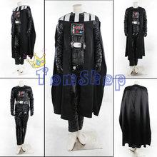 Star Wars épisode V lempire frappe de retour dark vador Anakin Cosplay costume ensemble complet Costumes dhalloween