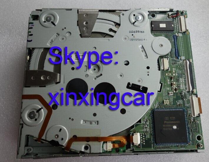 Nueva Marca Alpine 6 Mecanismo de DVD cambiador de DZ63G16B DZ63G160 de Audio BWM serie 7 Mercedes ML350 CLK500 Acur coche DVD audio