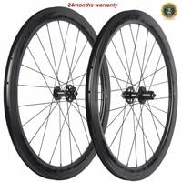 superteam 50mm road bicycles cx3 hubs disc brake wheel wheelset clincher rim 23mm width cyclocross carbon wheels