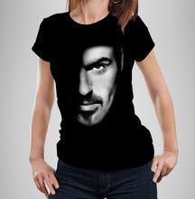 George Michael tshirt/closer 2/wham damskie dopasowane koszulki fajne Casual duma t shirt mężczyźni Unisex nowa modna koszulka luźna