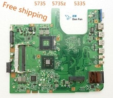 MBATR01001 carte mère dordinateur portable pour ACER 5735 5735Z 5335 carte mère 08219-1 48.4K801.011 carte mère 100% testé entièrement travail
