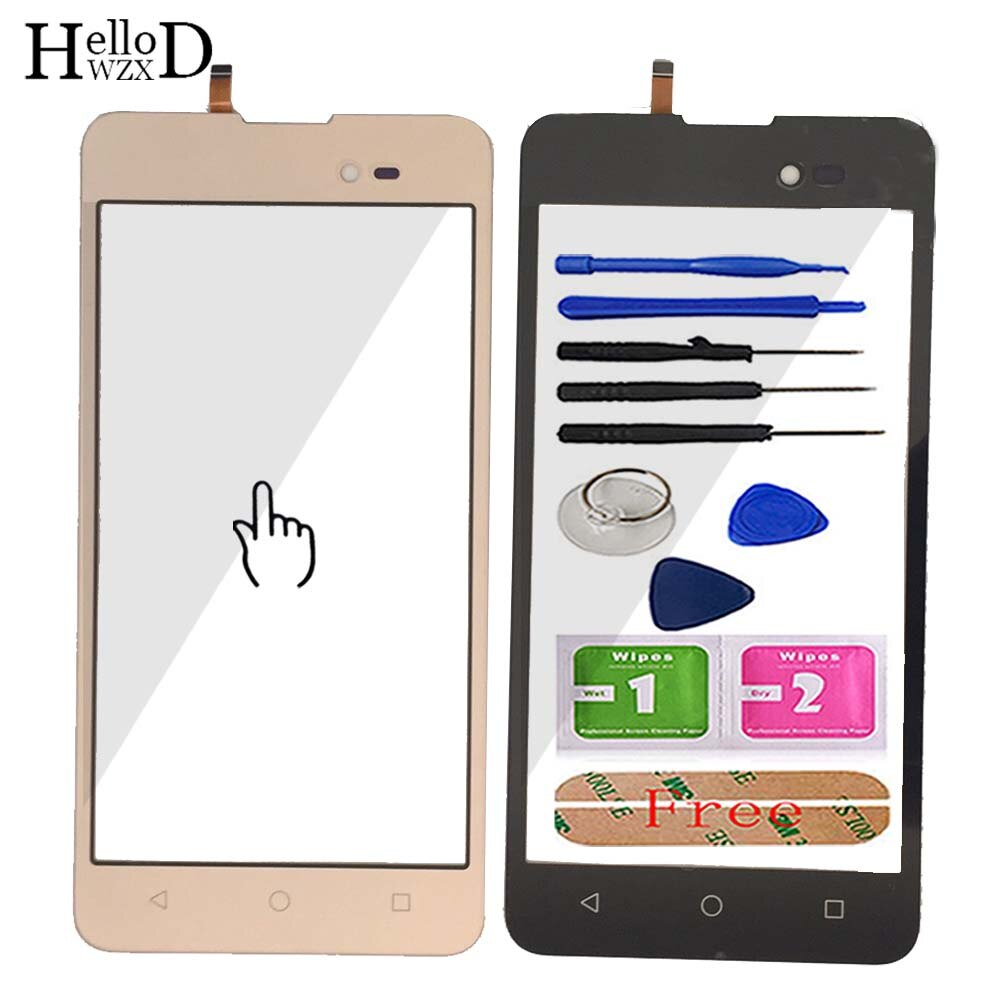 5.0'' Mobile Phone Touch Screen Glass For BQ BQ-5035 Velvet BQ 5035 BQS 5035 Touch Screen Glass Digitizer Panel Sensor Adhesive недорого