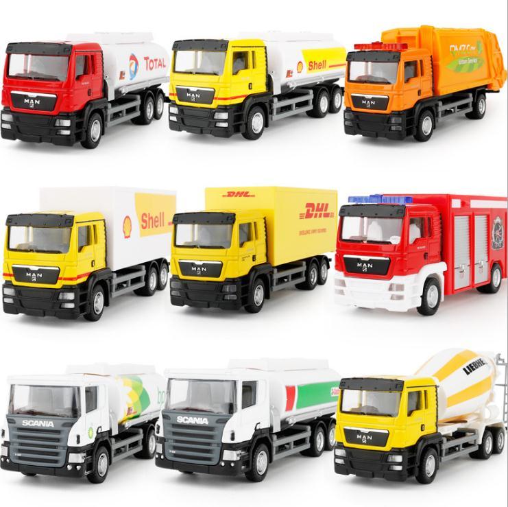 Véhicules de haute simulation 1:50, véhicules d'ingénierie, modèles de voitures en alliage, jouets de voiture en métal moulé, chars, livraison gratuite