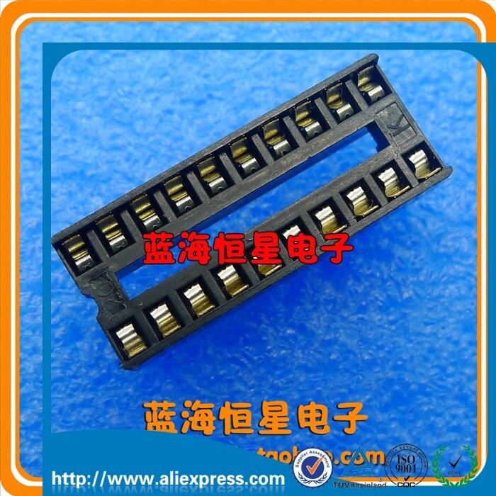 20P IC Block 20P Chip Holder DIP-20 Chip Socket DIP20