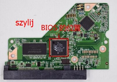 1 pces/lote de boa qualidade, número da placa de circuito do disco rígido do desktop 2060-701590-000, 2061-701590-a00