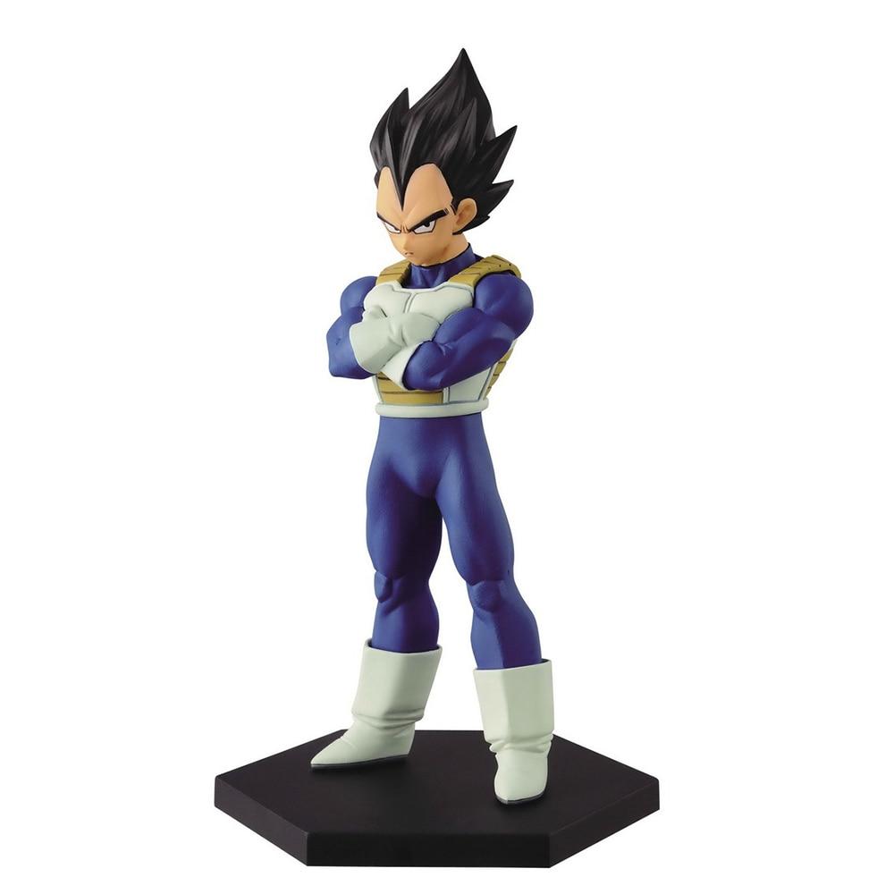 15cm Anime Dragon Ball Z Resurrection F Vegeta Action Figure DragonBall Figures Toys Collectible Model Doll Juguetes