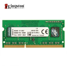 Ноутбук Kingston ValueRAM 4 Гб 1600 МГц PC3-12800 DDR3 без ECC CL11 SODIMM SR x8 KVR16S11S8/4