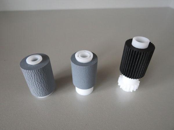 KM-1635/2035/KM-2530/3530/4030/KM-3035/4035/5035 Cinza 2AR07220 rolo para Kyocera 2035 kit cilindro de recolhimento de papel