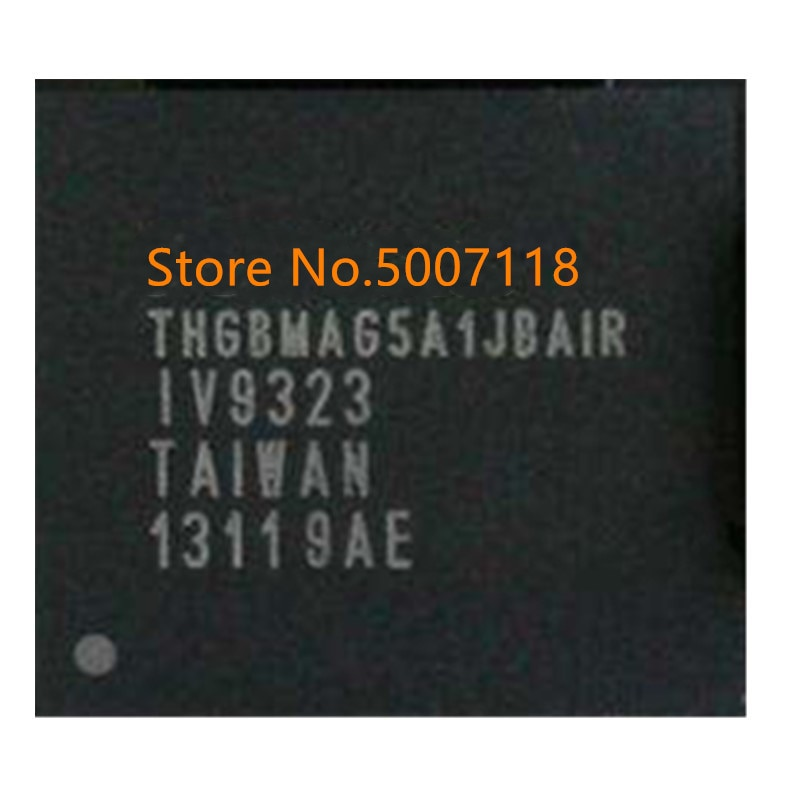 100% New Original  THGBMAG5A1JBAIR 4GB