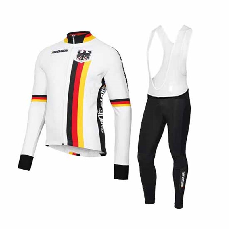 Alemanha Velo Roupas Bicicleta Inverno Ciclismo Jersey Bicicleta Desgaste Da Bicicleta Jersey Roupas Bicicleta Roupas de ciclismo ropa ciclismo maillot