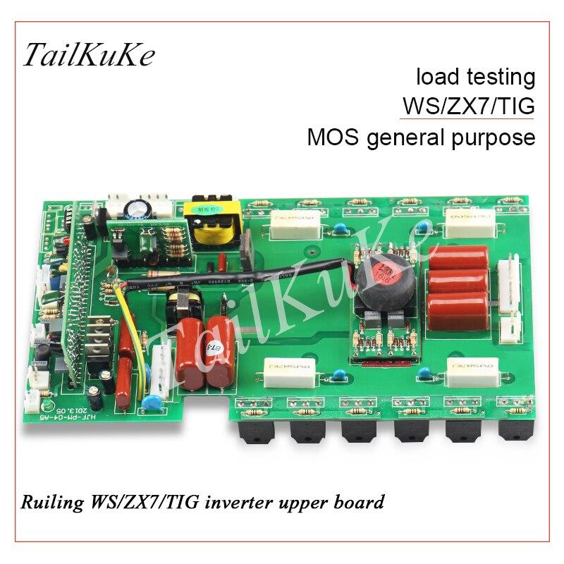 Placa de potencia del inversor de soldadura 200, placa de circuito de soldador de arco de argón Rui Ling, General ZX7/WS/TIG DC