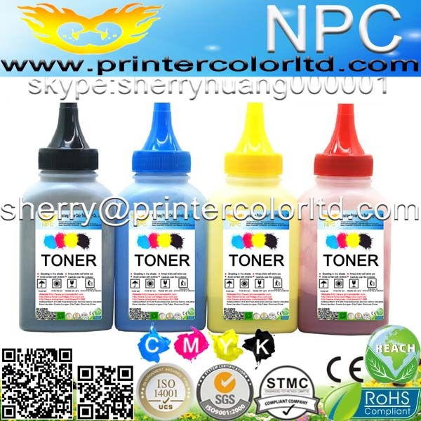 Bouteille de couleur poudre de toner POUR HP CP1000 CP1020 CP1021 CP1022 CP1023 CP1025 CP1025nw CP1026nw CE310A CE311A CE312A CE313A 126A
