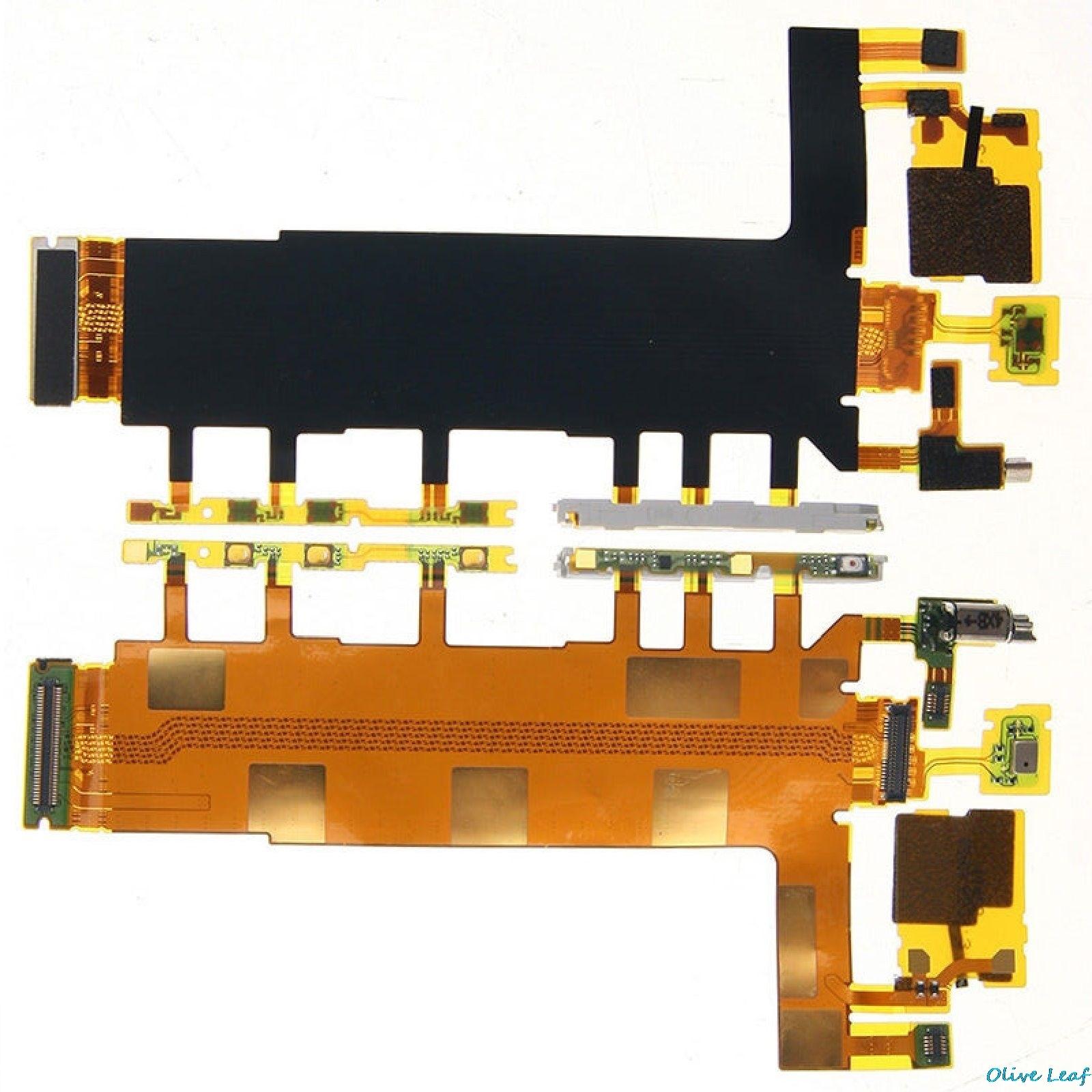 Repuesto para Sony Xperia Z3 D6603 D6643 D6653 Flex Cable Lado de...