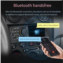 Car FM   Car Stereo  MP5 Support Rear view Camera TF/USB/AUX Bluetooth Handsfree  Player Autoradio Radio  Car Radio 1 din