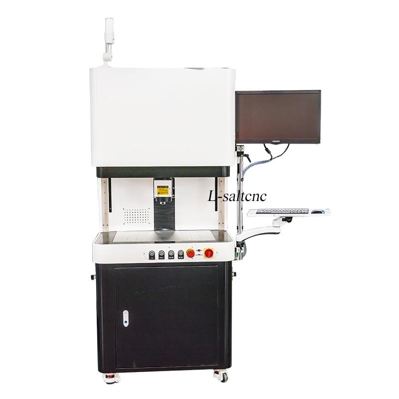 Máquina de corte a laser de fibra/toda a cobertura de fibra cnc tubo do laser cortador de máquina de corte de chapas de alumínio