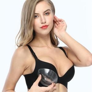 Fashion comfortable swimming suit silicone bra padding /Transparent padded bra
