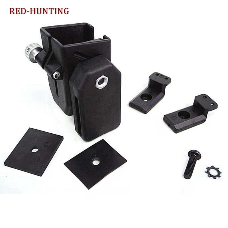 Accesorios de caza IPSC CR Quick Holster funda mano derecha izquierda bolsa