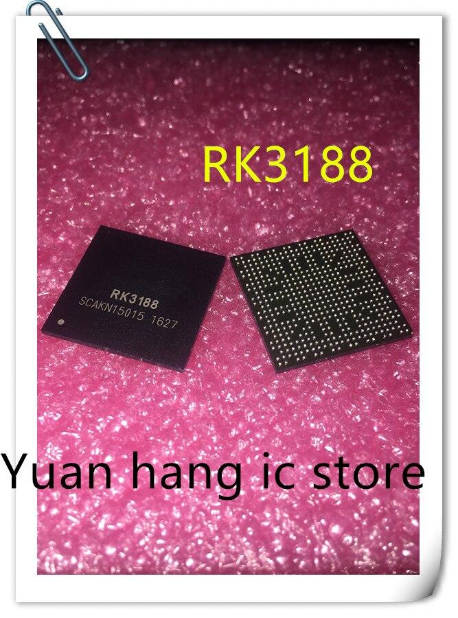 2PCS/LOT RK3188 3188 BGA Rockchip Tablet PC master chip CPU  New original